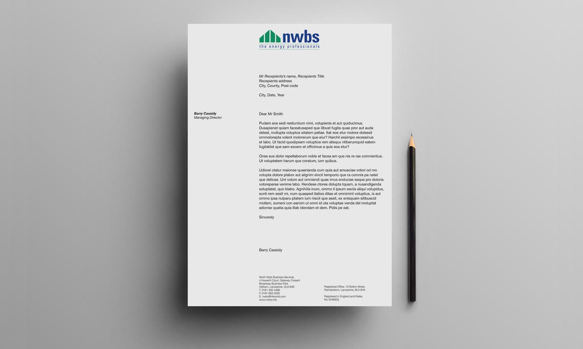 NBWS letter