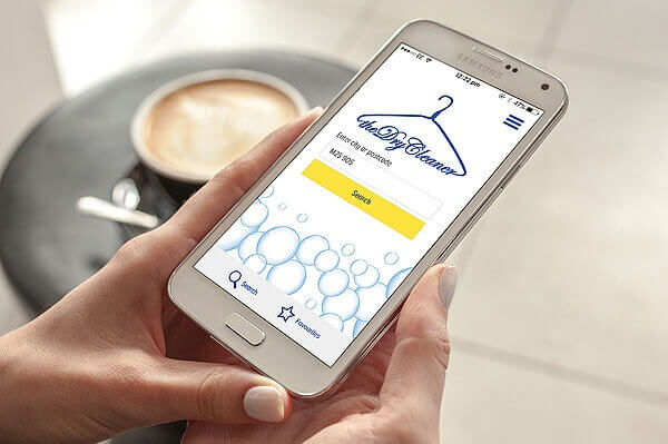 The Dry Cleaner App
