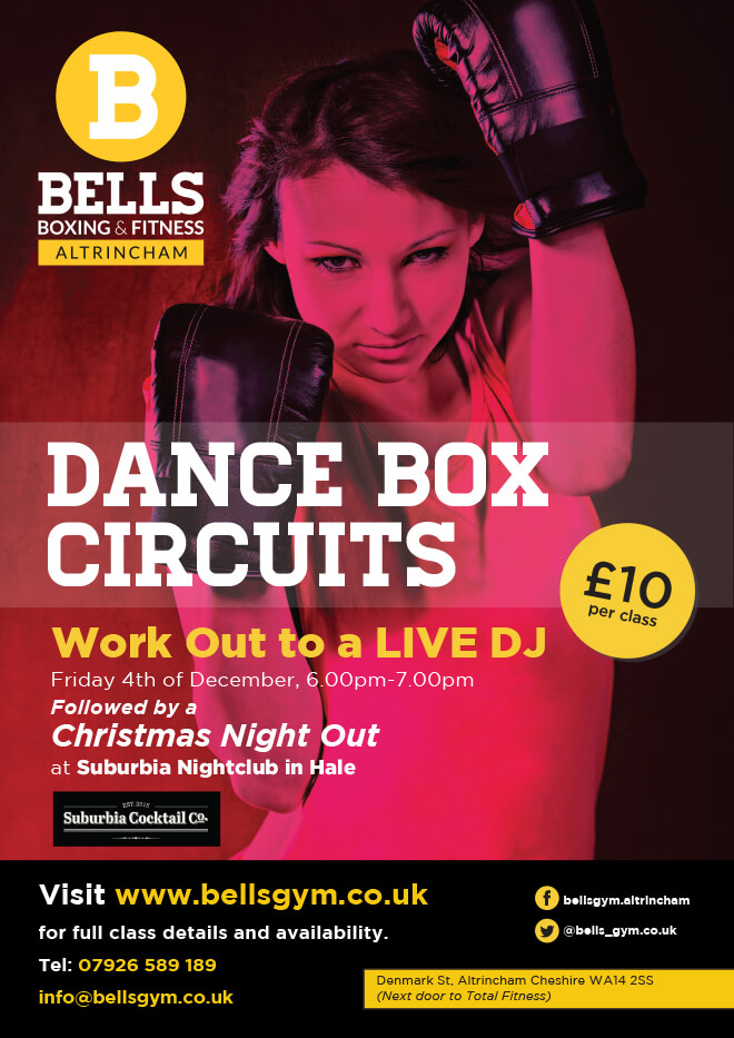 Dance Box circuits - eshots