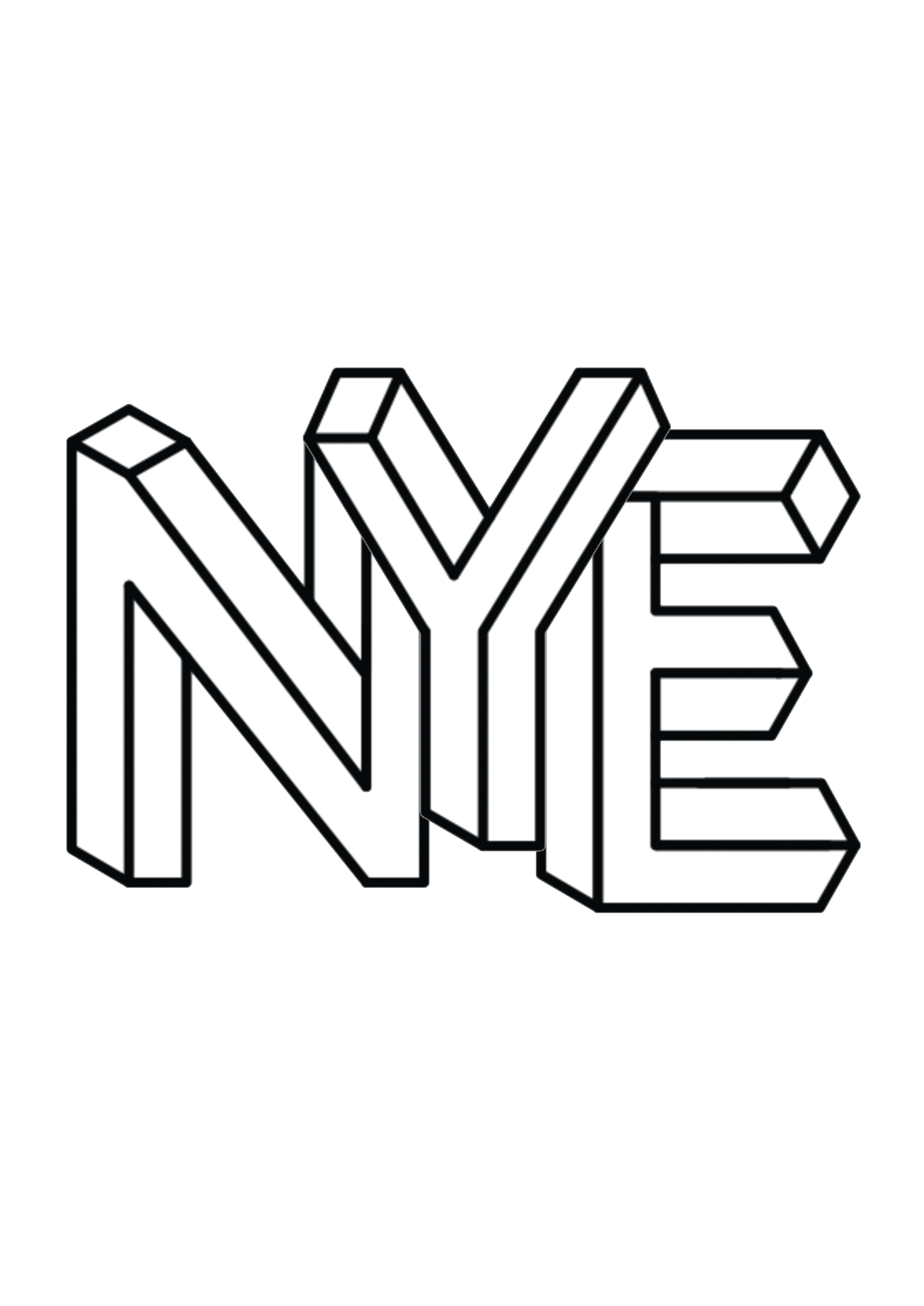 NYE logo
