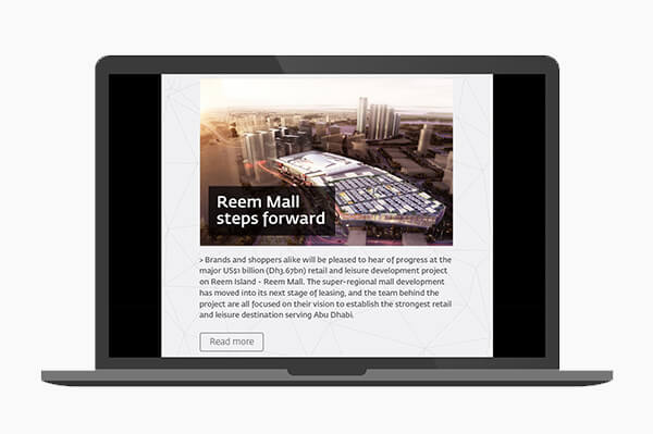 Reem Email Design