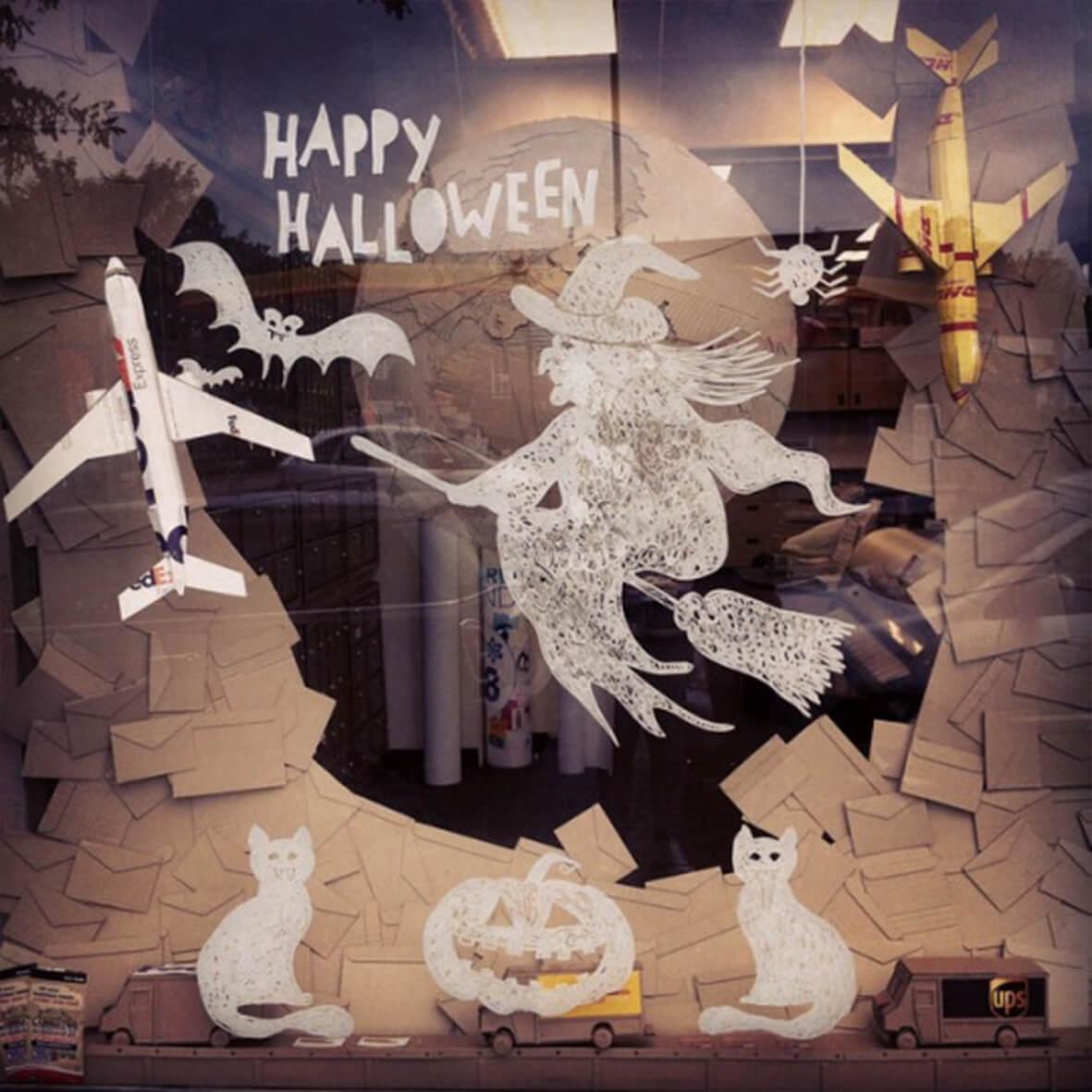 mark halloween