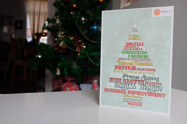 Company Christmas Cards & Gifts