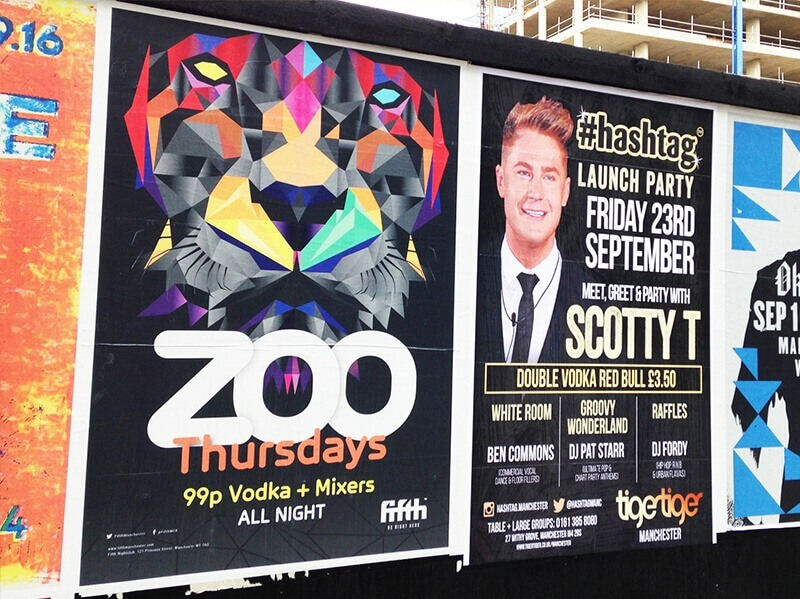 zoo street poster