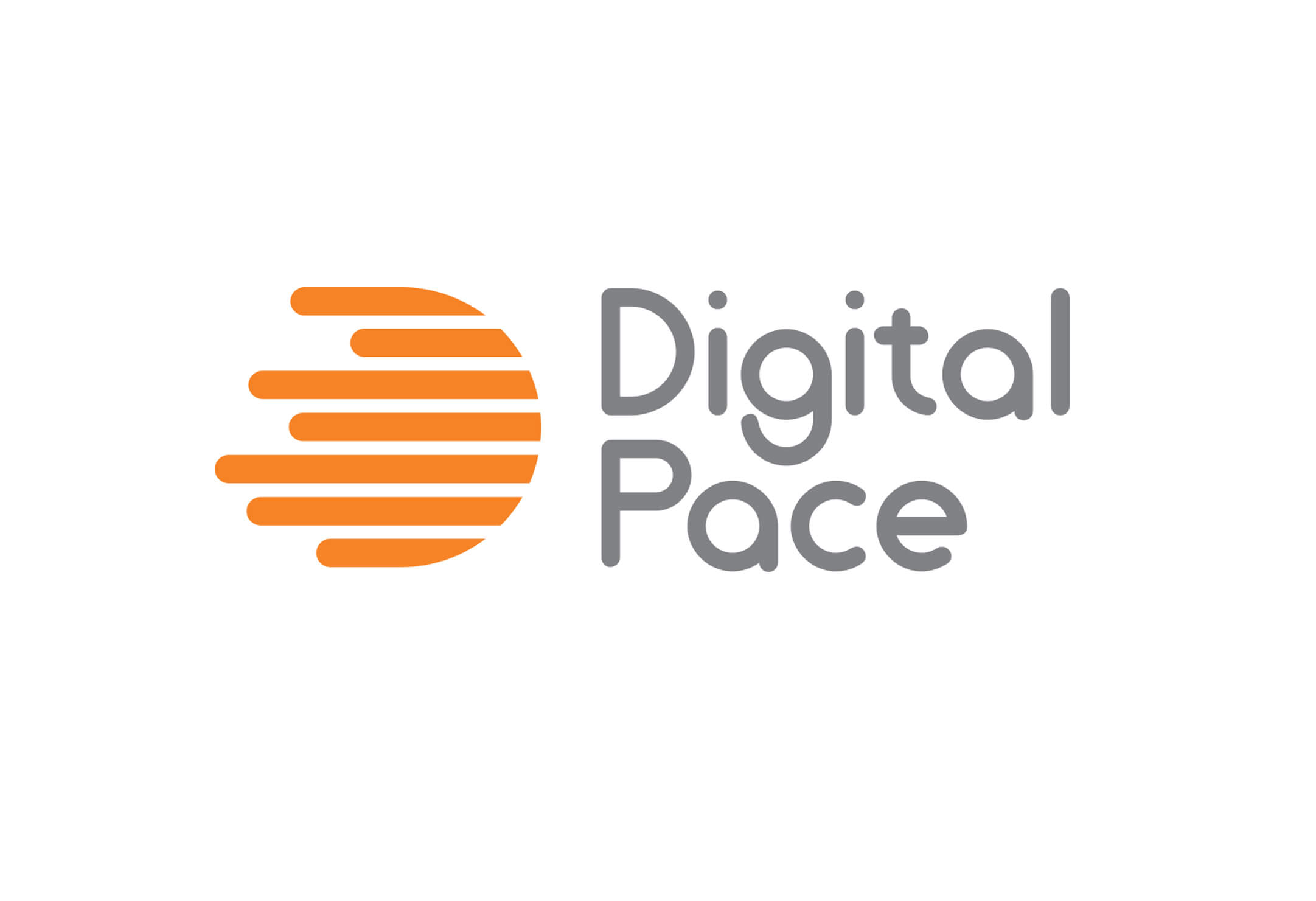 Digital Pace logo for website