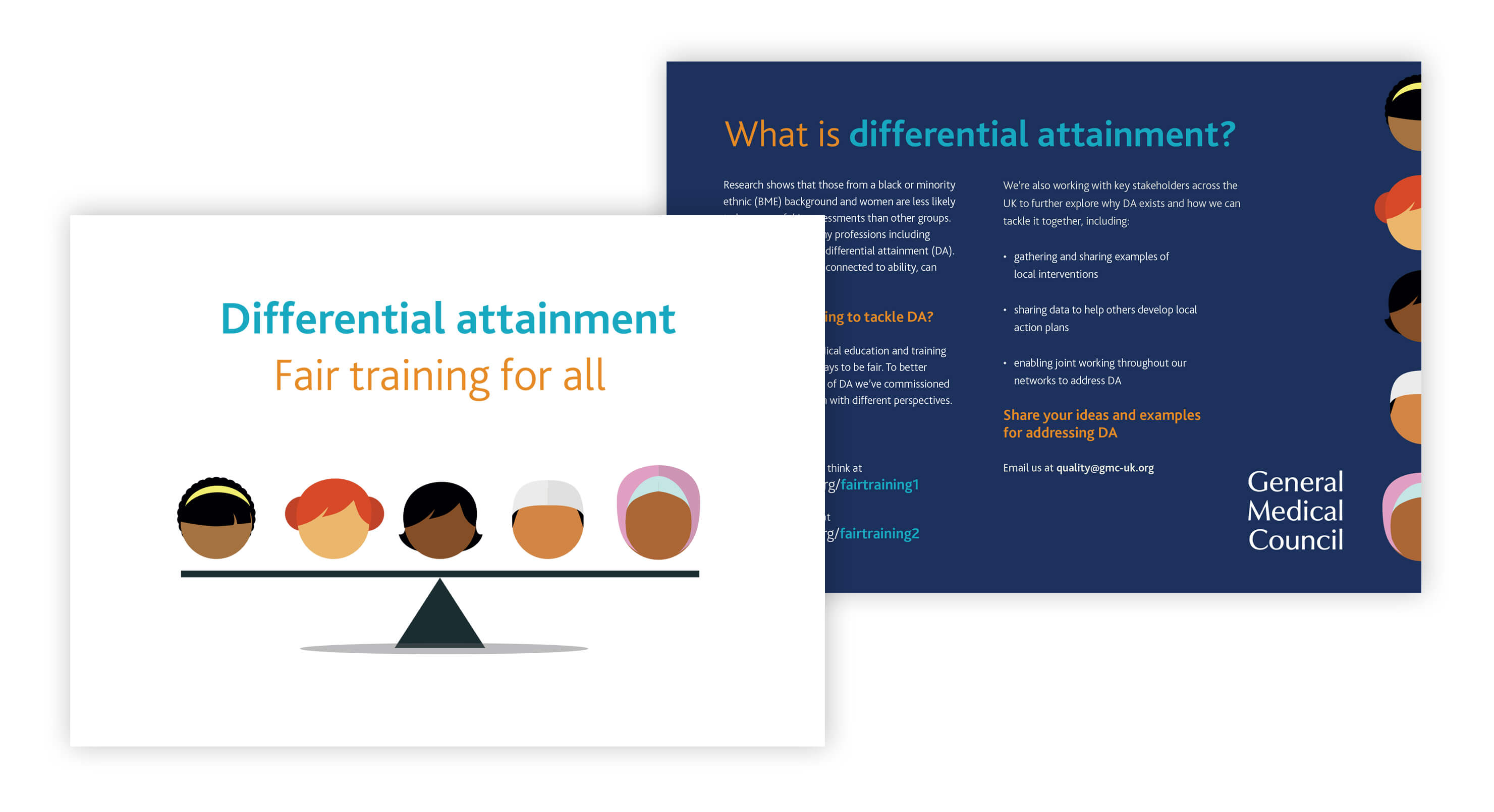 Differential Attainment website image