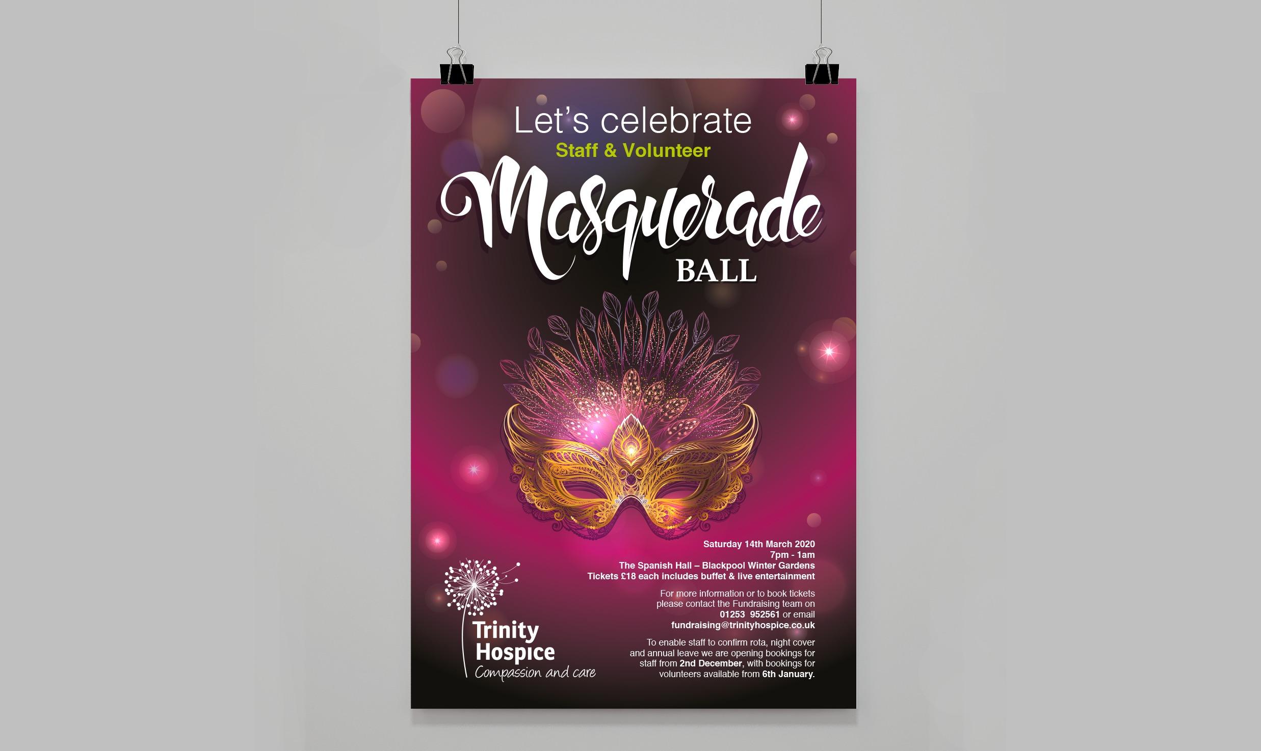 Trinity Masquerade Ball