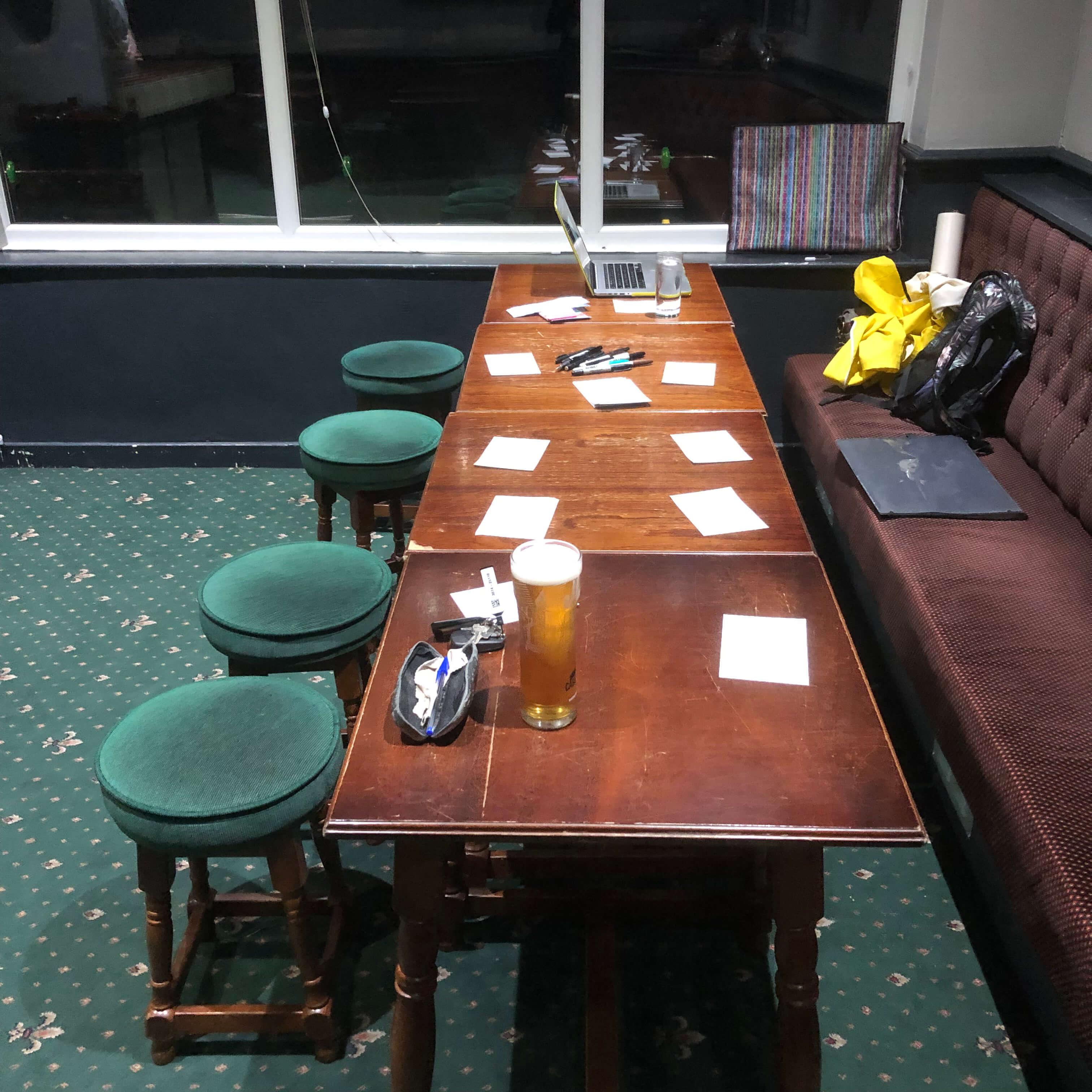 image pub meeting