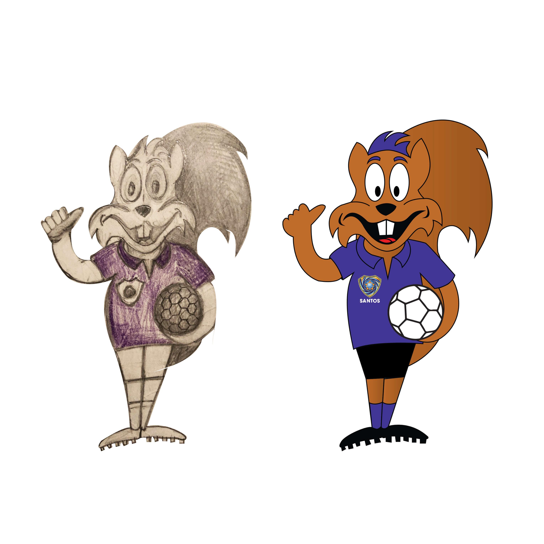 santos squirrel both