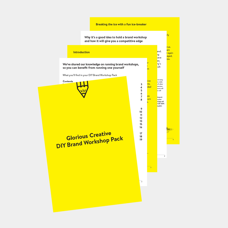 Brand workshop pack