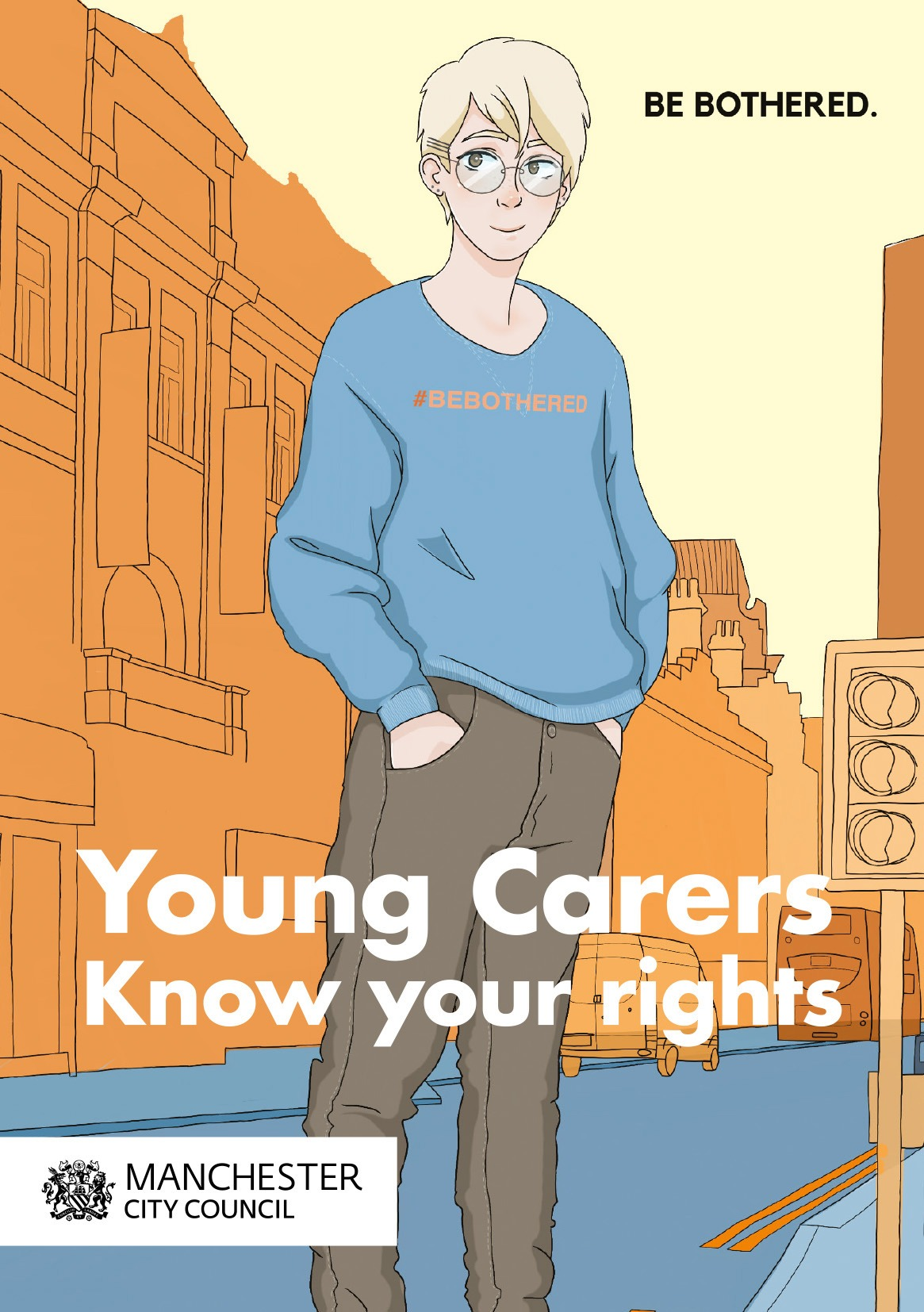 Young Carers Front Cover